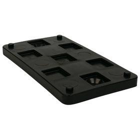 Knudsen kilen - Justerbrik sort K-Klods 45 - 2T