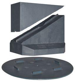Knudsen kilen - Terrassesæt H: 52-112mm 50 sæt