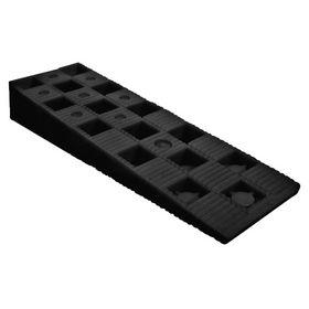 Knudsen kilen - Terrassekiler sort H: 27-40mm 100 stk