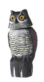 BASIXX - Fugleskræmmer Ugle 38cm