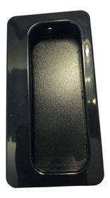 Normbau - Skydedørsskål sort