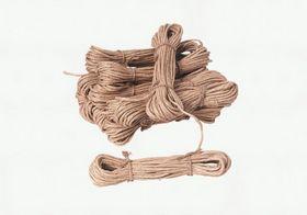 Twine & Rope - Savsnor 6/3 brun