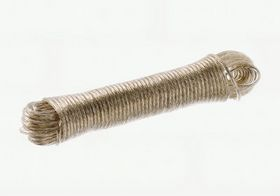 Twine & Rope - Tøjsnor pvc m/wire