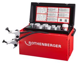 "Rothenberger - Fryseapparat ROFROST Turbo R290 2"", 230V"