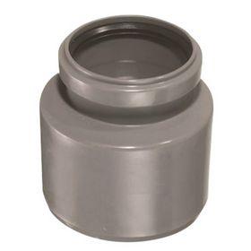 - Reduktion 110x75 mm PP grå  -lav model