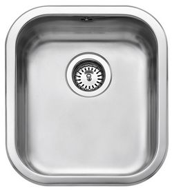Intra Juvel - Stålvask rustfri A400
