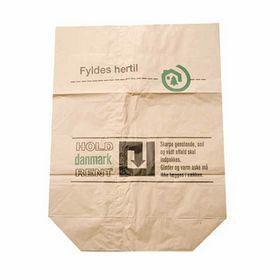 MC emballage - Papirsække  70x110cm  2-lags