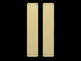 Classic Line - Langskilt dækplade classic mess P3210.95