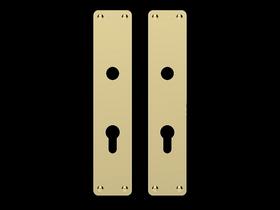 Classic Line - Langskilt euro/euro classic mess P3210.92EG