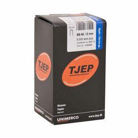 Tjep - Klammer BE90 El-galv med lim
