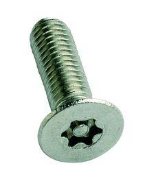 Hafren - Sikkerhedsskrue A2 Pin-TX UH maskingevind