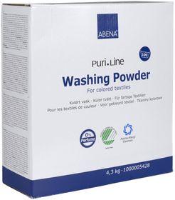 Puri-Line - Vaskepulver kulørtvask, kompakt