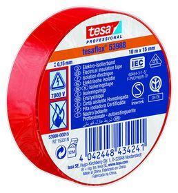 tesa - Isoleringstape rød