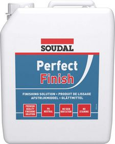 Soudal - Glittevæske Perfect Finish 5 L
