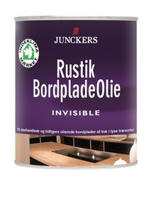 Junckers - Rustik Bordpladeolie Invisible