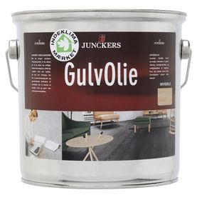 Junckers - Gulvolie Invisible 2,5 ltr