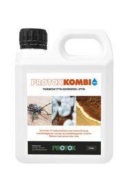 Protox - Træbeskyttelsesmiddel, Kombi - 1L