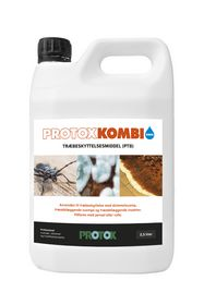 Protox - Træbeskyttelsesmiddel, Kombi - 2,5L