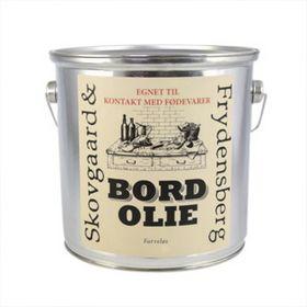 Skovgaard og Frydensberg - Bordolie 2,5 ltr