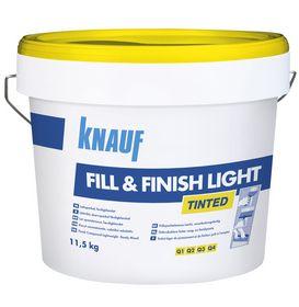 Knauf - Spartelmasse, Fill & Finish, 10L