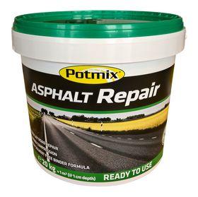 Potmix - Kold asfalt, 20 kg, spand