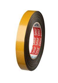 Tesa - Skumtape PE sort dobb.klæb. 10m x 0,8x19mm