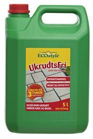 ECOstyle - UkrudtsFri KVIK klar til brug 5 L