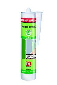 Dana Lim - Acrylfugemasse extra 505, hvid, 290ml