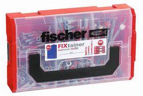 Fischer - FIXtainer sortiment ass DuoPower plugs