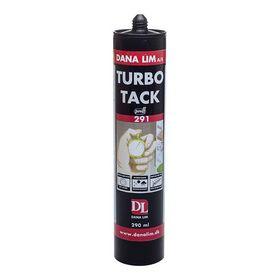 Dana Lim - Monteringslim Turbo Tack 291 Hvid 290 ml