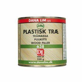 Dana Lim - Plastisk træ 638 woodfiller - dåse