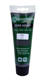Wood Repair - Spartelmasse Wood Mastic E800, wenge/sort, vandafv, 400g