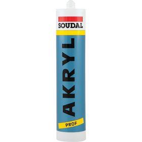 Soudal - Acryl fugemasse