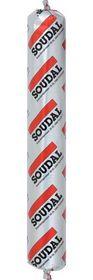 Soudal - Silirub N byggesilicone, 600ml