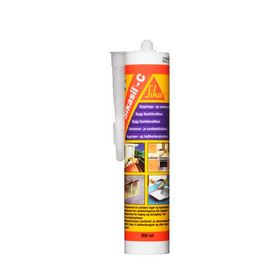 Sika - Bygge-/sanitetssilicone Sikasil C
