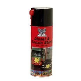 Basta - Diesel & benzin start