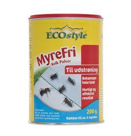 ECOstyle - Myrefri KVIK pulver