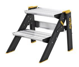 Wibe Ladders - Arbejdsbuk 5000+. 45 cm. 2 trin