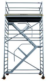 Custers - Trappetårn 130 x 250 cm