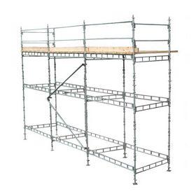 Unihak - Tømrerstillads 400 cm
