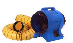 Staring - Ventilator VAF 300 m/flexslange 7,6 m