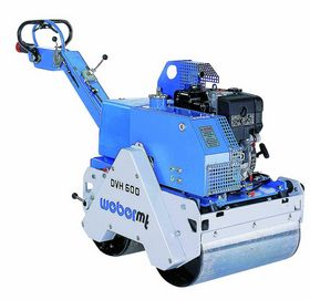 Weber MT - Vibrationstromle DVH600, 420 kg