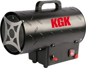 KGK - Gaskanon 15 KW m/regulator