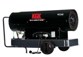 KGK - Varmekanon Mizar 30 KW, 35 L