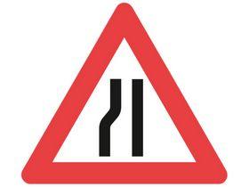 """- Advarselstavle """"inds.vej V"""""""