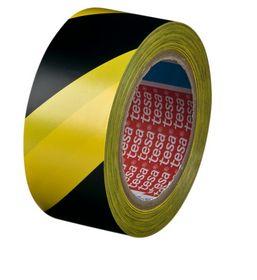 Finodan - Afspærringsbånd gul/sort 500m 0,25my