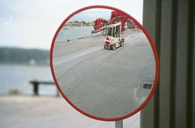 Dancop - Trafikspejl TM-I-AC rund