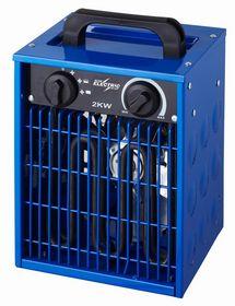 Blue electric - Varmeblæser 2KW