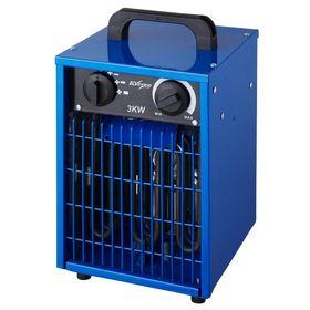Blue electric - Varmeblæser 3KW