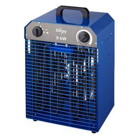 Blue electric - Varmeblæser 9KW